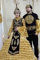 Прокат казахские костюмы, платья женские народные Алматы | История века