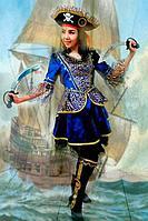 Карнавальный новогодний костюм пират (pirate)| секси