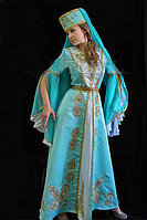 Национальный костюм ингушский чеченский Алматы на прокат Луиза (Luiza)