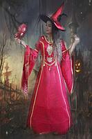 Прокат костюма Ведьма (witch)| Милашка шляпница