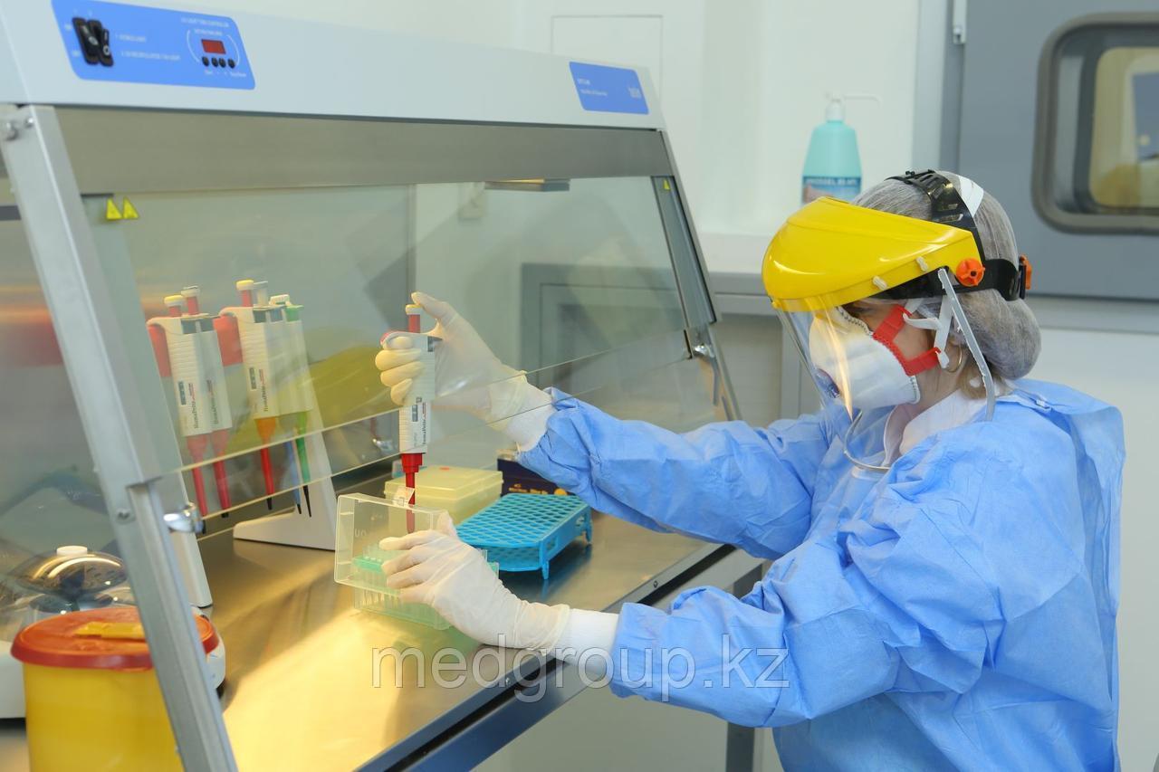 Подготовка лабораторных помещений