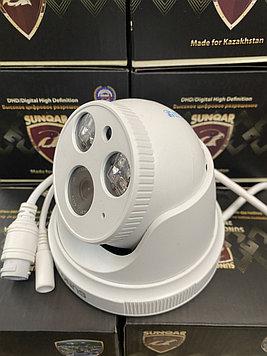 Купольная IP  камера видеонаблюдения  IP-212