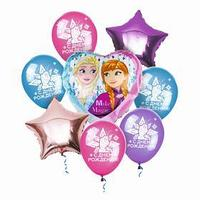 Воздушные шары, набор 'Холодное сердце. С Днем Рождения', Disney