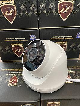 Купольная IP камера видеонаблюдения IP-216 Poe