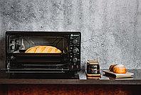 Мини печь Magna MF4515-03BL черный, фото 5