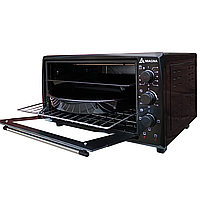 Мини печь Magna MF4515-03BL черный, фото 3