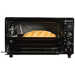 Мини печь Magna MF4515-03BL черный