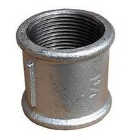 Муфты резьбовые оцинкованная сталь