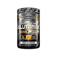 Глютамин MuscleTech - Platinum 100% Glutamine, 300 гр