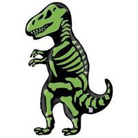 Шар фольгированный 41' 'Динозавр. Тираннозавр', фигура