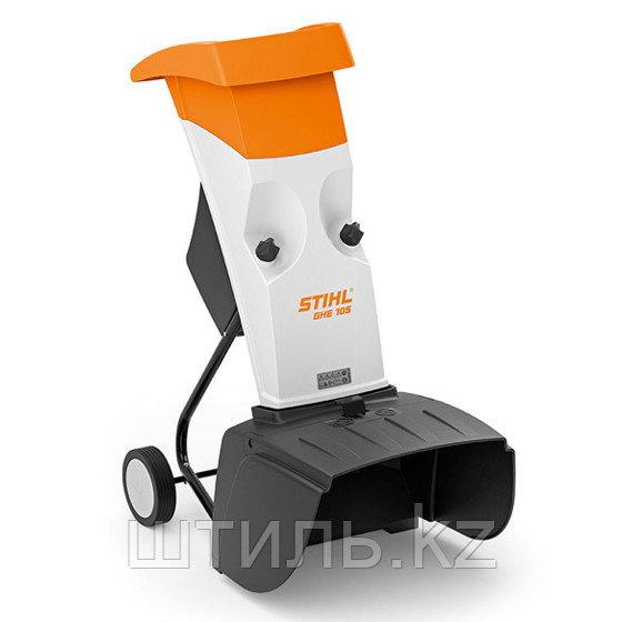 Измельчитель STIHL GHE 105 (2,2 кВт   220В   35 мм) электрический