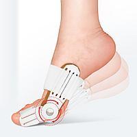 Шарнирный пластиковый фиксатор большого пальца ноги Scholl