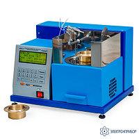 АТВО-20 аппарат для определения температуры вспышки в открытом тигле
