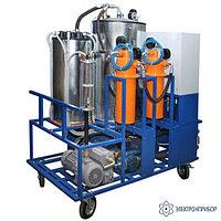 ВГБ-3000 мобильная установка для комплексной очистки трансформаторного масла