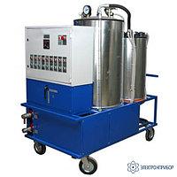 УВФ®-1000 мобильная установка для очистки трансформаторного масла