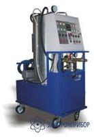 УВФ®-2000 (компакт) мобильная установка для очистки трансформаторного масла