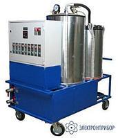 УВФ®-3000 мобильная установка для очистки трансформаторного масла