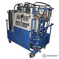 УВФ-2000 R-50 мобильная установка для очистки трансформаторного масла