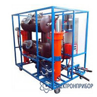 УВФ-3000 R-50 мобильная установка для очистки трансформаторного масла