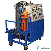 УРМ®-2500 мобильная установка для регенерации отработанного трансформаторного масла
