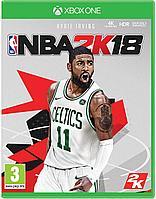 Игра NBA 2K18 на XBOX 360