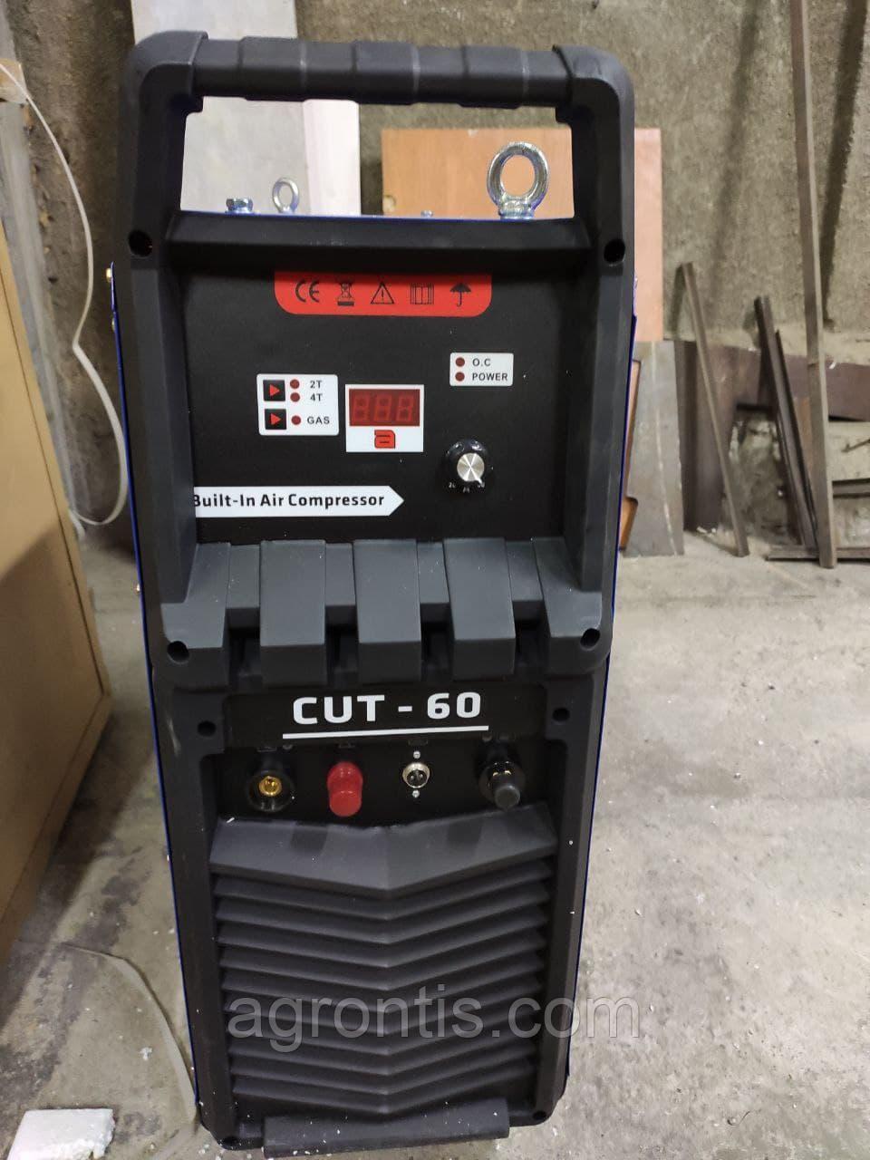 Shrilo CUT 60 Инверторная установка плазменной резки со встроенным воздушным компрессором