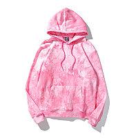 Худи/Толстовка розовая