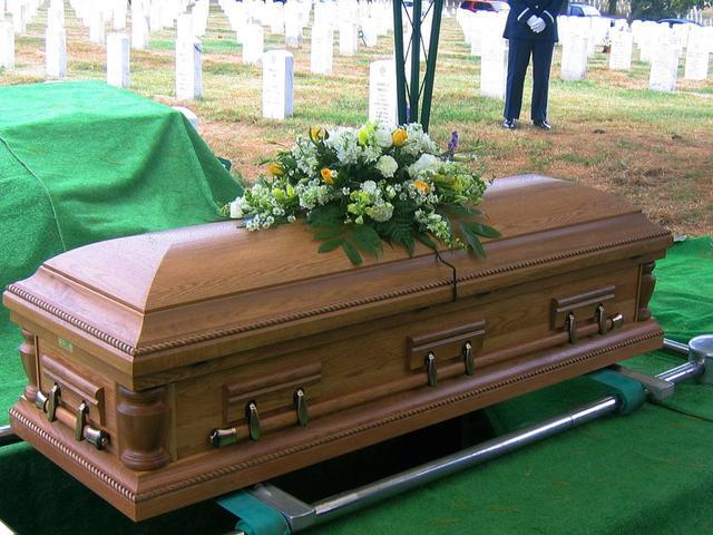 ритуальные гробы цена