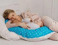 Наволочка Roxy Kids для подушки беременных(35х165), фото 4