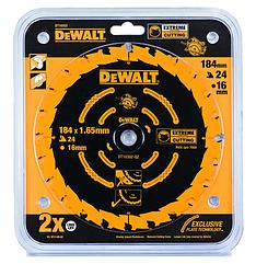 Пильный диск DeWalt Extreme DT10302-QZ 184х16 мм по дереву
