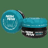 Воск для волос NISHMAN Hair Styling Matte Finish M4