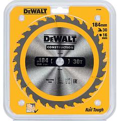 Пильный диск DeWalt DT1940 184x16 мм