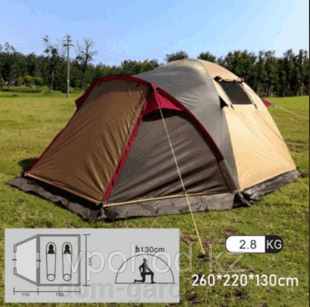 Палатка Mimir 1508 двухместная