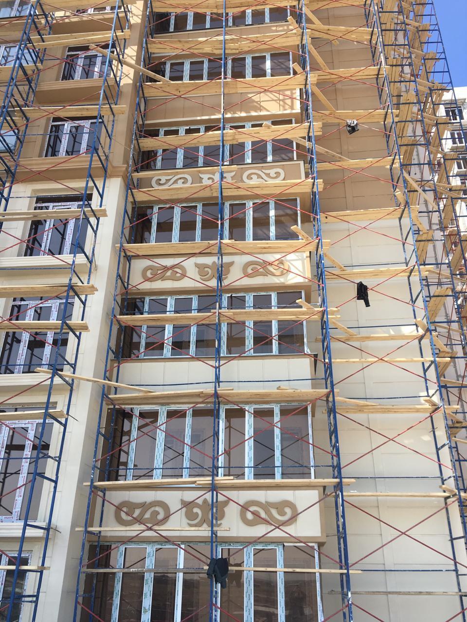 Термопанели для облицовки жилых домов