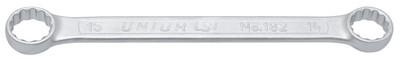Ключ накидной плоский - 182/2A UNIOR