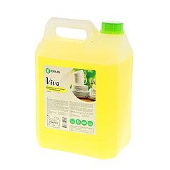 """Средство для ручного мытья посуды """"Viva"""", Grass, 5L"""