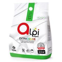 """Моющее средство """"Alpi Expert""""для цветного белья, Grass, 2.5L"""