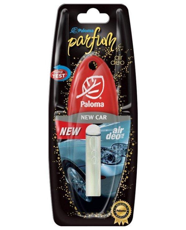 Ароматизатор подвесной жидкий Parfum New Car, Paloma