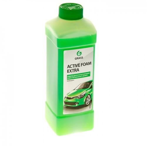 """Бесконтактная химия """"Activ Foam Extra"""", Grass, 1L"""