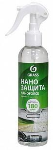 "Нанопокрытие для стекла ""Nano Force"" 0,25 мл (спрей) Grass"
