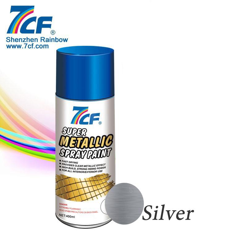 Краска Silver (серебро)
