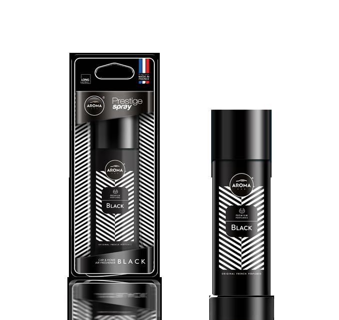 Ароматизатор спрей Prestige Spray Black, Aroma