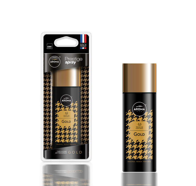 Ароматизатор спрей Prestige Spray Gold, Aroma