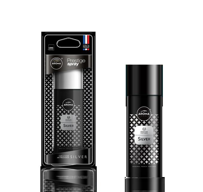 Ароматизатор спрей Prestige Spray Silver, Aroma