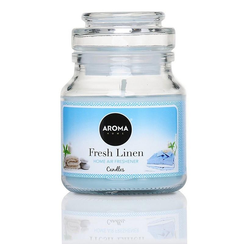 Ароматизатор для дома CANDLES Fresh Linen, Aroma