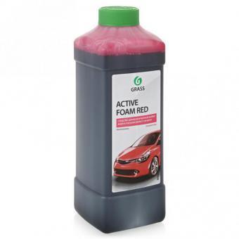 """Бесконтактная химия """"Active Foam Red"""", Grass, 1L"""