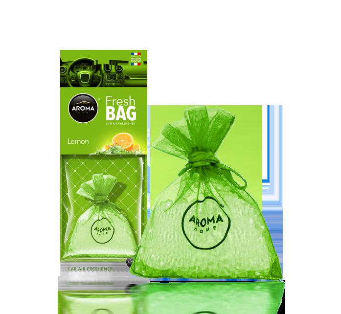 Ароматизатор подвесной сухой Fresh Bag Lemon, Aroma