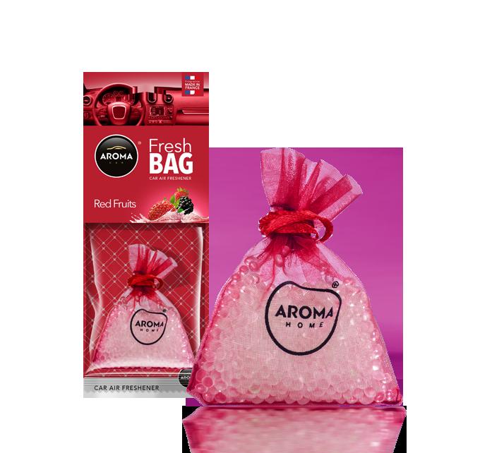 Ароматизатор подвесной сухой Fresh Bag Red Frutis, Aroma