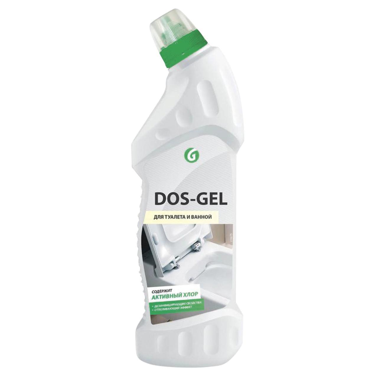 """Чистящее средство """"Dos-gel"""", Grass, 750ml"""