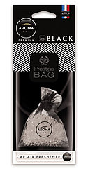 Ароматизатор подвесной сухой Prestige Fresh Bag Black, Aroma